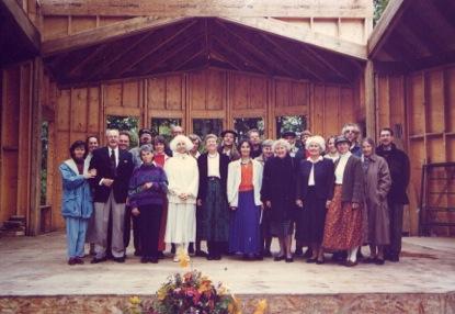 Inauguration 1996